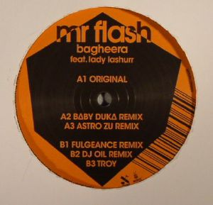 MR FLASH feat LADY LASHURR - Bagheera
