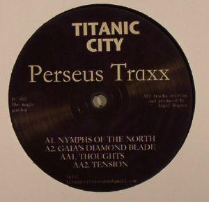 PERSEUS TRAXX - The Magic Garden