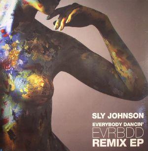 SLY JOHNSON - EVRBDD Remix EP