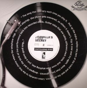 CAMILLA'S LITTLE SECRET - Tantalizing Eyes (Record Store Day 2015)