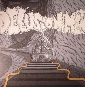 DELUSION MEN - Phaser Train EP