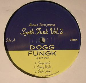 DMX KREW - Abstract Forms Synth Funk Vol 2