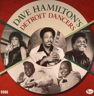 HAMILTON, Dave/VARIOUS - Detroit Dancers