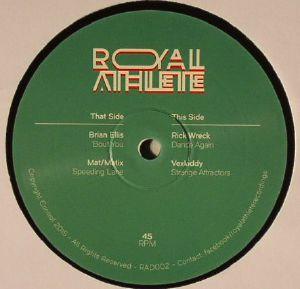 ELLIS, Brian/MAT/MATIX/RICK WRECK/VEXKIDDY - Royal Athlete Vol 2