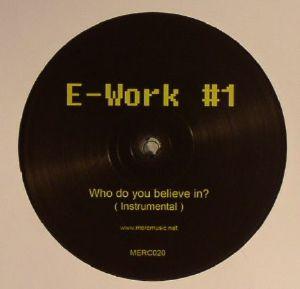 MARK E - E Work #1