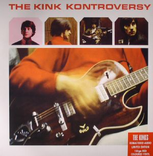 KINKS, The - The Kink Kontroversy (remastered)
