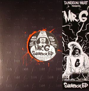 MR G - Sweatbox EP