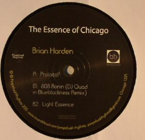 HARDEN, Brian - The Essence Of Chicago