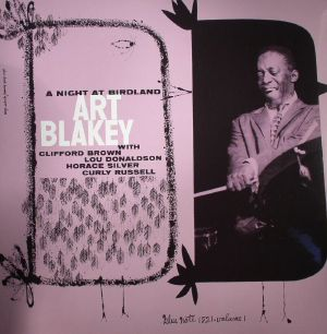 BLAKEY, Art - A Night At Birdland Vol 1 (remastered)