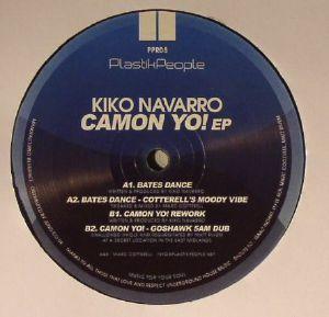 NAVARRO, Kiko - Camon Yo! EP