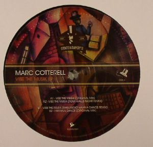COTTERELL, Marc - Vibe The Musik EP