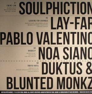 SOULPHICTION/LAY FAR/NOA SIANO/DUKTUS/BLUNTED MONKZ - Soul Imago Various Artists 001