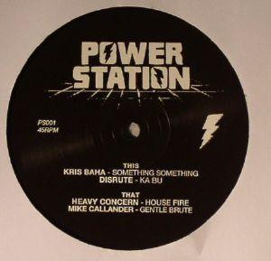 BAHA, Kris/DISRUTE/NICK MURRAY/MIKE CALLANDER - Power Station VA001