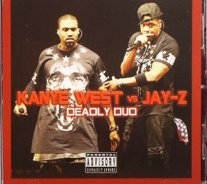 WEST, Kanye vs JAY Z - Deadly Duo