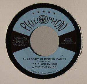 IDRIS ACKAMOOR/THE PYRAMIDS - Rhapsody In Berlin Part 1 & 2
