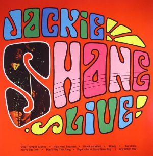 SHANE, Jackie - Jackie Shane Live! (remastered)