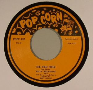 WILLIAMS, Billy/NICK TODD - The Pied Piper