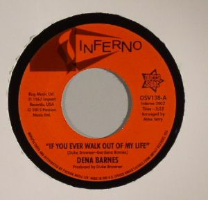 BARNES, Dena - If You Ever Walk Out Of My Life