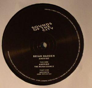 HARDEN, Brian - Amerigo