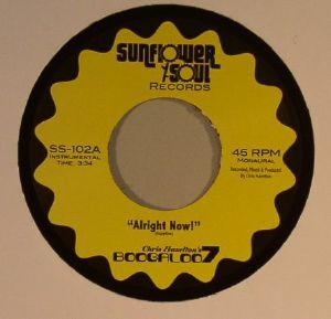 CHRIS HAZELTON'S BOOGALOO 7 - Alright Now!