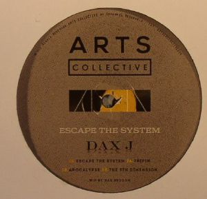 DAX J - Escape The System