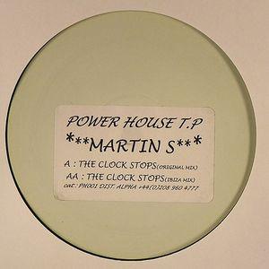 MARTIN S - The Clock Stops