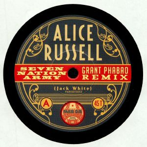 RUSSELL, Alice - Seven Nation Army/Humankind (Grant Phabao Remixes)