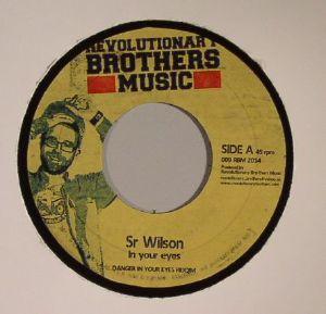 SR WILSON/NICO ROYALE - In Your Eyes (Danger In Your Eyes Riddim)