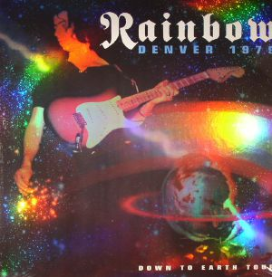 RAINBOW - Denver 1979: Down To Earth Tour