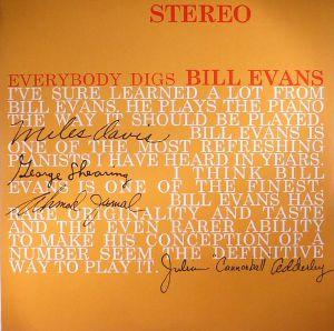 Everybody Digs Bill Evans (reissue)