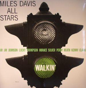 MILES DAVIS ALL STARS - Walkin'