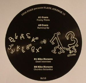 ONSRA/KIKO NAVARRO - Shir Khan Presents Black Jukebox 13