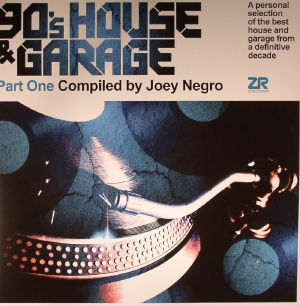 NEGRO, Joey/VARIOUS - 90's House & Garage Part 1