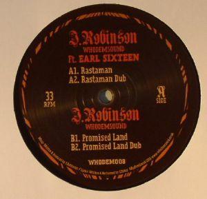 ROBINSON, J - Rastaman