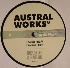 PICCOLO, Ric - Austral Works 3