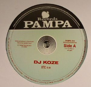 DJ KOZE - XTC