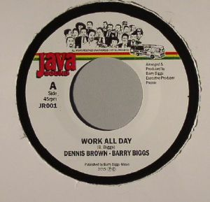 BROWN, Dennis/BARRY BIGGS/MIKEY MAO CHUNG - Work All Day
