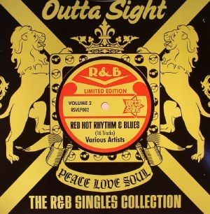 VARIOUS - The R&B Singles Collection Vol 2