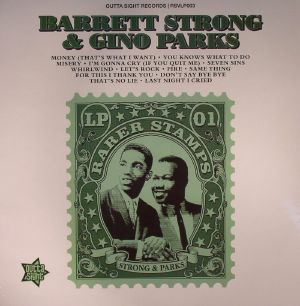 STRONG, Barrett/GINO PARKS - Rarer Stamps Vol 1