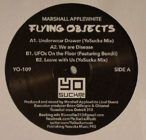 APPLEWHITE, Marshall - Flying Objects
