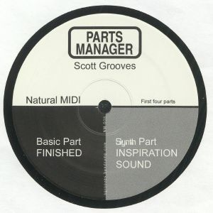 GROOVES, Scott - Parts Manager