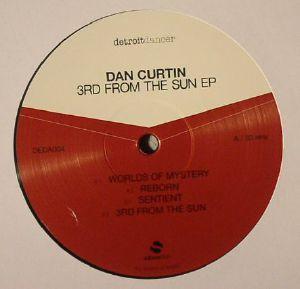 CURTIN, Dan - 3rd From The Sun EP