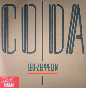 LED ZEPPELIN - Coda (Deluxe Edition) (remastered)
