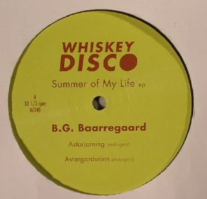 BAARREGAARD, BG/CLOSED PARADISE - Summer Of My Life EP