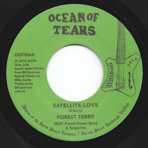 TERRY, Forest feat FOREST POWER BAND & TANGERINE - Satellite Love
