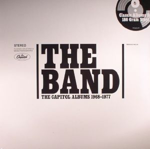BAND, The - The Capitol Albums 1968-1977