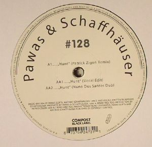 PAWAS/SCHAFFHAUSER - Compost Black Label #128