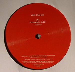 GRAHAM, Joel - Geomancy