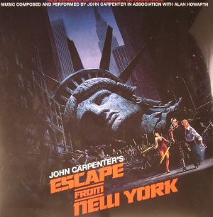 CARPENTER, John - Escape From New York (Soundtrack)