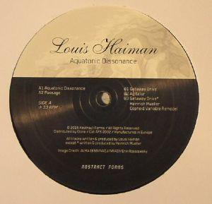 HAIMAN, Louis - Aquatonic Dissonance